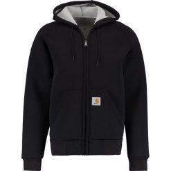 Carhartt WIP CARLUX HOODED Bluza rozpinana black/grey. Bluzy męskie Carhartt WIP, z bawełny. Za 499.00 zł.