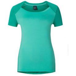 Odlo Koszulka s/s crew neck FLUX zielona r. S. T-shirty damskie Odlo. Za 69.74 zł.