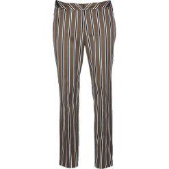 0609d19f93d5f0 Spodnie w kolorze ciemnobrązowym. Spodnie materiałowe damskie marki Taifun.  W wyprzedaży za 173.95 zł