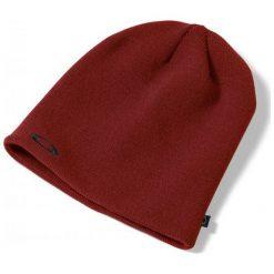 Oakley Czapka Męska Fine Knit Beanie Iron Red. Czerwone czapki i kapelusze męskie Oakley. W wyprzedaży za 59.00 zł.
