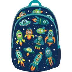 Eurocom Plecak dziecięcy duży Space Street granatowy (282282). Niebieskie torby i plecaki dziecięce Eurocom. Za 39.74 zł.