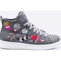 Skechers - Trampki dziecięce. Buty sportowe dziewczęce marki bonprix. W wyprzedaży za 239.90 zł.