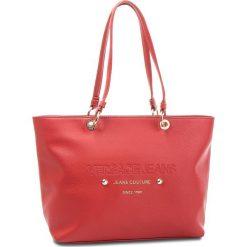 Torebka VERSACE JEANS - E1VSBBS9 70789 500. Czerwone torebki do ręki damskie Versace Jeans, z jeansu. Za 699.00 zł.