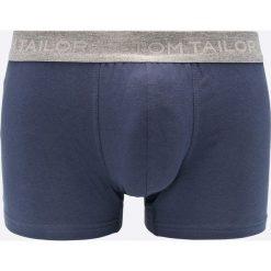 Tom Tailor Denim - Bokserki (2-pack). Szare bokserki męskie Tom Tailor Denim, z denimu. W wyprzedaży za 59.90 zł.