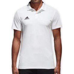 Adidas Koszulka piłkarska Condivo 18 CO Polo biała r. M (CF4377). Koszulki sportowe męskie Adidas. Za 119.00 zł.