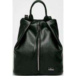 Nobo - Plecak. Czarne plecaki damskie Nobo, z materiału. W wyprzedaży za 169.90 zł.