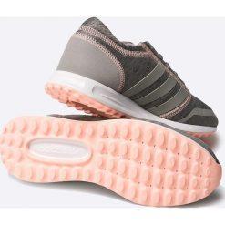 Adidas Originals - Buty los angeles w. Szare obuwie sportowe damskie adidas Originals, z materiału. W wyprzedaży za 199.90 zł.