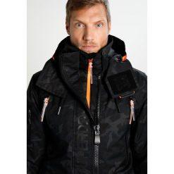 Superdry ULTIMATE SNOW RESCUE Kurtka snowboardowa shadow. Kurtki sportowe męskie Superdry., z materiału. W wyprzedaży za 989.10 zł.