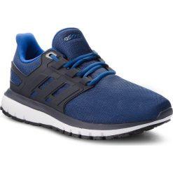 Buty adidas - Energy Cloud 2 B44755 Dkblue/Legink/Croyal. Niebieskie buty sportowe męskie Adidas, z materiału. W wyprzedaży za 199.00 zł.