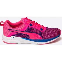 Puma - Buty pulse ignite xt wn's. Różowe obuwie sportowe damskie Puma, z materiału. W wyprzedaży za 229.90 zł.