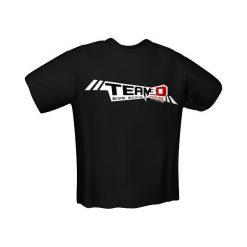 GamersWear TEAM3D T-Shirt Black (XL)  (6078-XL). Czarne t-shirty i topy dla dziewczynek GamersWear. Za 56.93 zł.