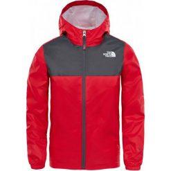 The North Face Kurtka Chłopięca B Zipline Rain Jacket Tnf Red/Graphite Grey M. Czerwone kurtki i płaszcze dla chłopców The North Face, sportowe. Za 259.00 zł.