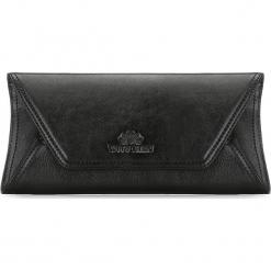 Torebka damska 35-4-579-1. Czarne torebki do ręki damskie Wittchen. Za 369.00 zł.