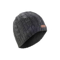 Czapka narciarska TORSADES. Szare czapki i kapelusze damskie WED'ZE. Za 39.99 zł.