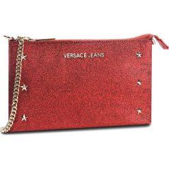 Torebka VERSACE JEANS - E3VSBPN5 70787 500. Czerwone torebki do ręki damskie Versace Jeans, z jeansu. Za 369.00 zł.