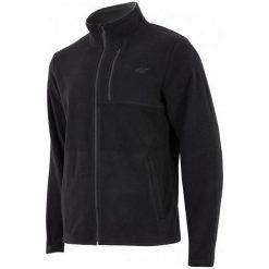 4F Męska Bluza H4Z17 plm001 Czarny M. Czarne bluzy męskie 4f, z polaru. W wyprzedaży za 85.00 zł.