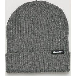Dickies - Czapka. Szare czapki i kapelusze męskie Dickies. W wyprzedaży za 49.90 zł.