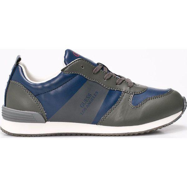 eac99c341db94 Guess Jeans - Buty dziecięce - Buty sportowe chłopięce marki Guess ...
