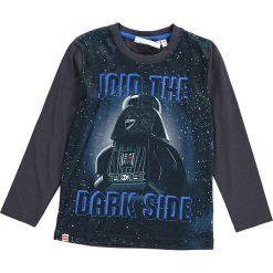 Koszulka w kolorze niebieskoszarym. T-shirty dla chłopców marki Reserved. W wyprzedaży za 42.95 zł.