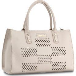 Torebka MONNARI - BAG2770-015 Beżowy. Brązowe torebki do ręki damskie Monnari, ze skóry ekologicznej. W wyprzedaży za 139.00 zł.