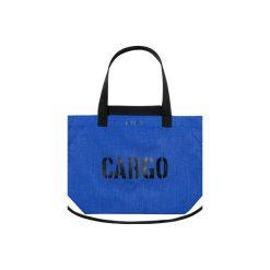 Torba CLASSIC LARGE - kolory. Niebieskie torby na laptopa damskie Cargo by owee, z materiału. Za 349.00 zł.