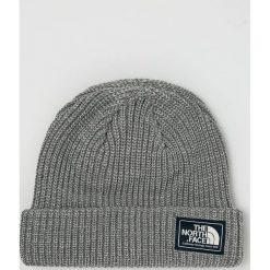 The North Face - Czapka. Szare czapki i kapelusze męskie The North Face. W wyprzedaży za 99.90 zł.