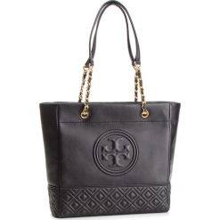 Torebka TORY BURCH - 52983 Black. Czarne torebki do ręki damskie Tory Burch, ze skóry. Za 2,449.00 zł.