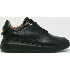 Geox - Buty. Czarne obuwie sportowe damskie Geox, z gumy. Za 499.90 zł.