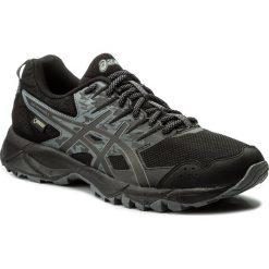 Buty ASICS - Gel-Sonoma 3 G-Tx GORE-TEX T727N Black/Onyx/Carbon 9099 1. Czarne buty sportowe męskie Asics, z gore-texu. W wyprzedaży za 299.00 zł.