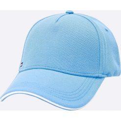 Tommy Hilfiger - Czapka. Niebieskie czapki i kapelusze męskie Tommy Hilfiger. W wyprzedaży za 159.90 zł.