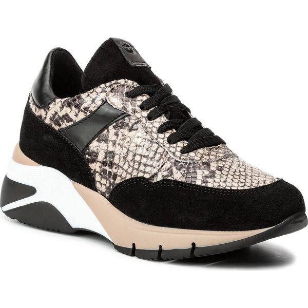 Sneakersy TAMARIS 1 23782 33 Beige Comb 402