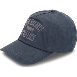 Czapka z daszkiem NEW BALANCE - 500355 480. Niebieskie czapki i kapelusze męskie New Balance. Za 89.99 zł.