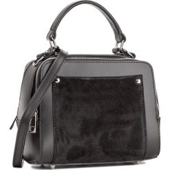 Torebka CREOLE - K10437 Czarny. Czarne torby na ramię damskie Creole. W wyprzedaży za 209.00 zł.