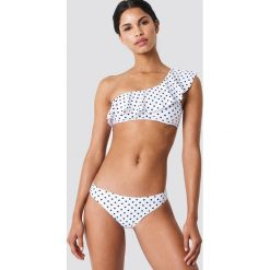 Hot Anatomy Dół bikini w kropki - White. Białe bikini damskie Hot Anatomy, w kropki. Za 64.95 zł.