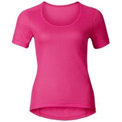 Odlo Koszulka Shirt Crew Neck Cubic Trend różowa r.XL. T-shirty damskie Odlo. Za 65.74 zł.