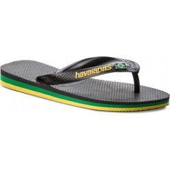 Japonki HAVAIANAS - Brasil Layers Cf 41407150090 Black. Klapki damskie marki Birkenstock. W wyprzedaży za 99.00 zł.