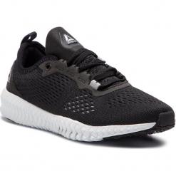 Buty Reebok - Flexagon CN2407  Black/White/Silver. Czarne obuwie sportowe damskie Reebok, z materiału. Za 379.00 zł.
