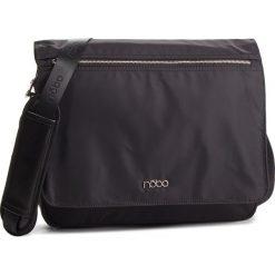 Torba na laptopa NOBO - NBAG-MF0130-C020 Czarny. Czarne torby na laptopa męskie Nobo, z materiału. W wyprzedaży za 219.00 zł.