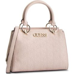 Torebka GUESS - HWSG71 78060 BLS. Brązowe torebki do ręki damskie Guess, z aplikacjami, ze skóry ekologicznej. Za 679.00 zł.