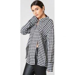 Cheap Monday Koszula Seize - Black,Multicolor. Czarne koszule damskie Cheap Monday, z lyocellu. W wyprzedaży za 81.18 zł.