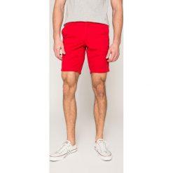 Tommy Hilfiger - Szorty. Szare szorty męskie Tommy Hilfiger, z bawełny, casualowe. W wyprzedaży za 239.90 zł.