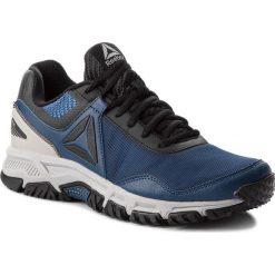 Buty Reebok - Ridgerider Trail 3.0 CN3487  Blue/Black/Tin Grey. Niebieskie buty sportowe męskie Reebok, z materiału. W wyprzedaży za 179.00 zł.