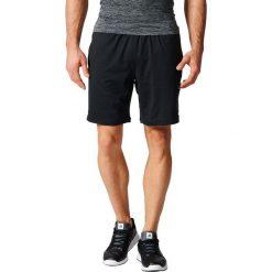 Adidas Spodenki męskie Speed Short Gradient czarne r. L (BK6212). Krótkie spodenki sportowe męskie marki bonprix. Za 142.37 zł.