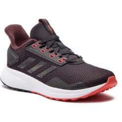 Buty adidas - Duramo 9 BB7646 Cblack/Cblack/Hirere. Czarne buty sportowe męskie Adidas, z materiału. Za 279.00 zł.