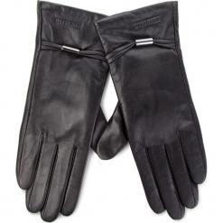 Rękawiczki Damskie WITTCHEN - 39-6-558-1 Czarny. Czarne rękawiczki damskie Wittchen, ze skóry. Za 229.00 zł.