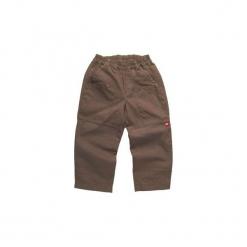 Spodnie chłopięce Lego Wear Brąz Rozm. 92. Brązowe spodnie materiałowe dla chłopców LEGO Wear, z napisami, z bawełny. Za 65.99 zł.