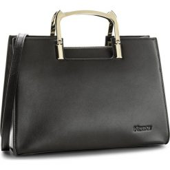 Torebka KAZAR - Verona 32449-01-00 Czarny. Czarne torebki do ręki damskie Kazar, ze skóry. W wyprzedaży za 549.00 zł.