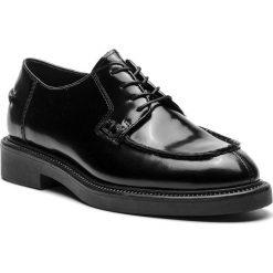 Półbuty VAGABOND - Alex W 4448-204-20 Black. Czarne półbuty damskie Vagabond, z materiału. Za 499.00 zł.
