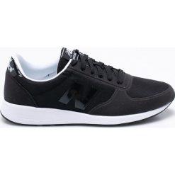 New Balance - Buty MS215RR. Czarne buty sportowe męskie New Balance, z materiału. W wyprzedaży za 279.90 zł.
