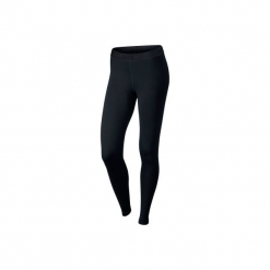 Legginsy fitness kardio damskie. Czarne legginsy damskie Nike, z elastanu. Za 139.99 zł.